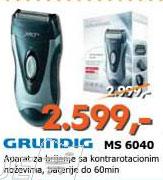 Muški brijač  MS 6040