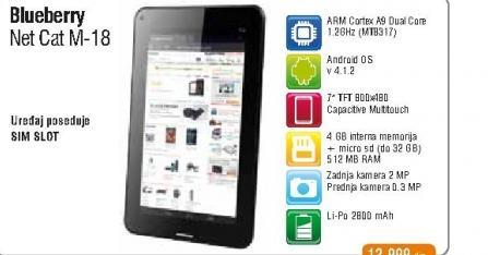 Tablet Net Cat M18