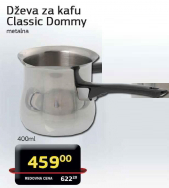 Džezva za  kafu, Classic Dommy