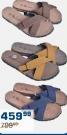 Papuče ženske Free Line