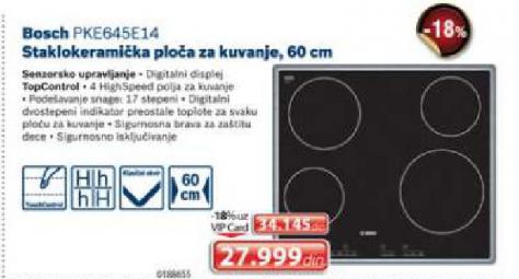 Ugradna Ploča PKE645E14