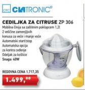 Cediljka za citruse Zp 3066