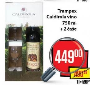 Belo vino Antica Caldirola