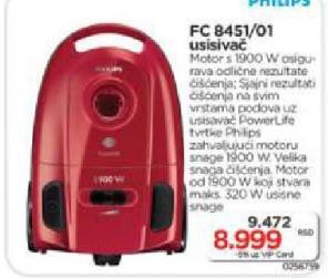 Usisivač Fc8451 01