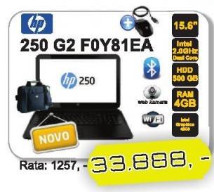 Laptop 250 G2 F0y81ea