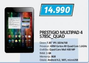 Tablet MultiPad 4 5785c_Quad