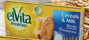 Keks integralni cereals&milk