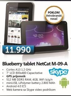 Netcat M-09-A