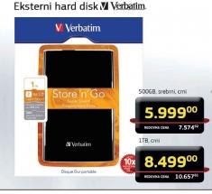 Eksterni hard disk