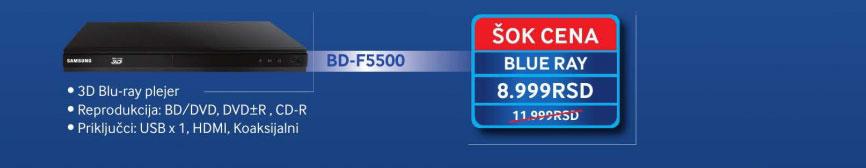 3D Blu-ray plejer BD-F5500