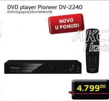 DVD plejer DV-2240