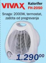 Kalorifer Fh-2050