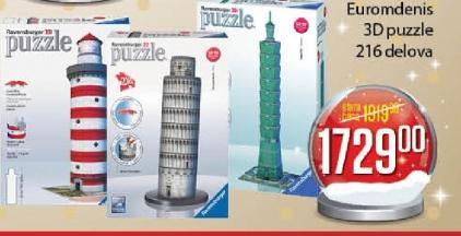 3D puzzle 216/1