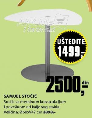 Stočić Samuel