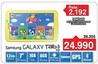 Tablet Galaxy Tab 3 7.0 Kids
