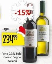 Crno Vino Sogno Italiano