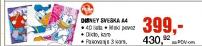Sveska Disney A4