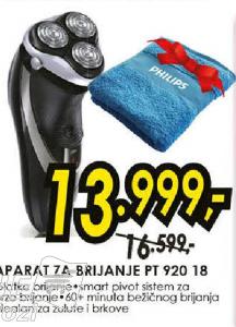 Aparat za brijanja PT920/18