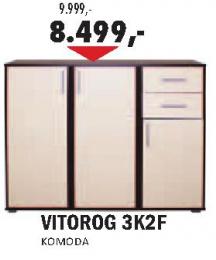 Komoda Vitorog 3K2F