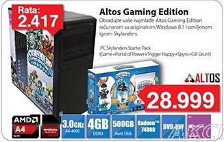 Računar Altos Gaming Edition