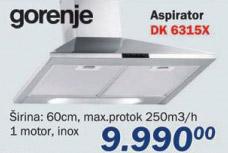 Aspirator Dk 6316x