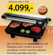 Toster Kg3159