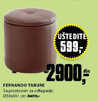 Tabure Fernando