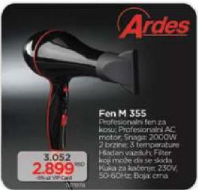 Fen Za Kosu M355