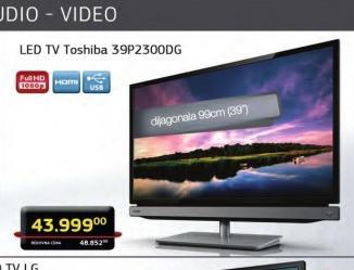 Televizor LED 39P2300DG
