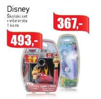 Disney Školski set, više vrsta