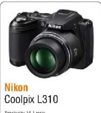 Fotoaparat Coolpix L310