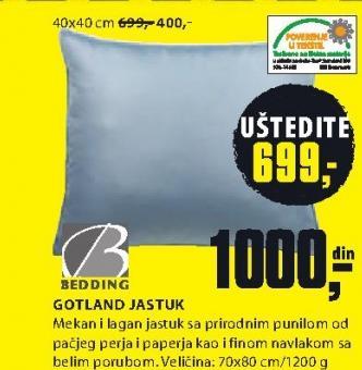 Jastuk Gotland