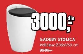 Stolica Gadeby