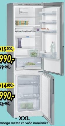 Kombinovani frižider KG39VVI31S