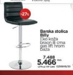 Barska stolica Billy