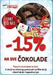 Na sve čokolade