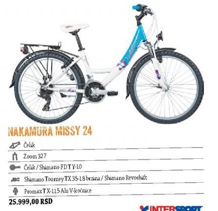Nakamura Missy 24