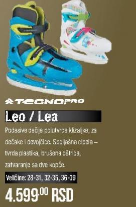 Klizaljke Leo/Lea