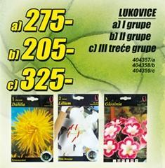 Lukovice III grupe