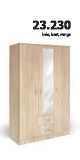 Garderober Iva 3k2fo