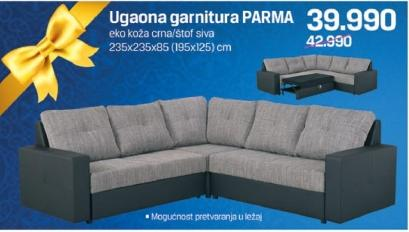 Ugaona garnitura Parma