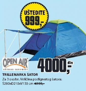 Šator Trillemarka