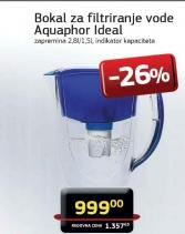 Bokal Za Filtriranje Vode - Ideal