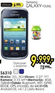 Mobilni telefon S6310 Galaxy Young
