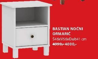 Noćni ormarić Bastian