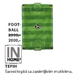 Tepih FootBall