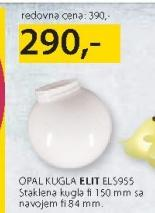 Opal kugla ELS955