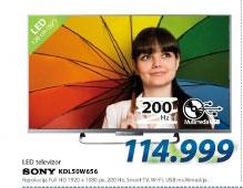 LED Televizor KDL50W656