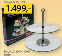 Stalak za tortu Toro