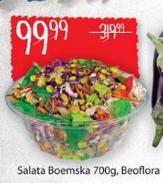Salata boemska
